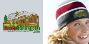 Corporate Images Breckenridge Resort Managers Beanie