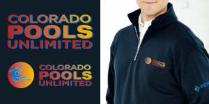 Corporate Images Colorado Pools Unlimited Quarter Zip