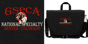 Corporate Images GSPCA National Specialty Denver Colorado Promotional Products Messenger Bag