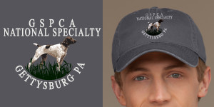 Corporate Images GSPCA National Specialty Gettysburg Pennsylvania Hat