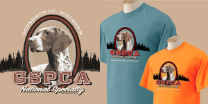 Corporate Images GSPCA National Specialty Oconomowoc Wisconsin Shirt