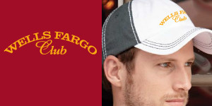 Corporate Images Wells Fargo Club Hat